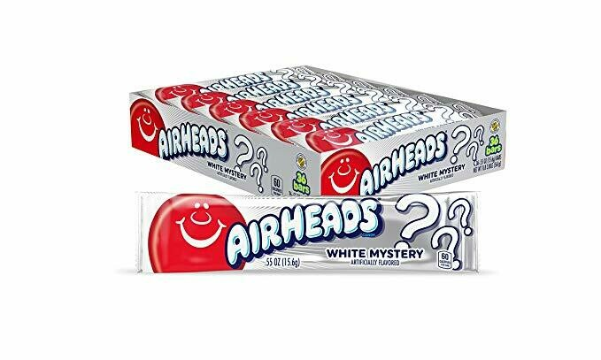 Air Heads White Mystery 36ct