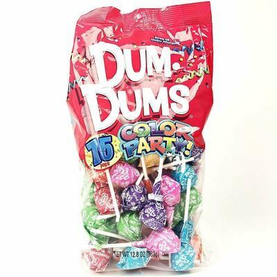 Dum Dums Asst 75ct