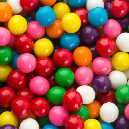Gumball Mini Assorted 3lb