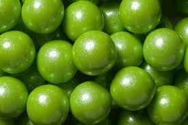 Gumball Shimmer Lime Green 2lb