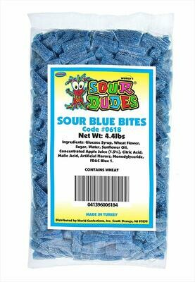 Sour Dudes Blue 4.4lb