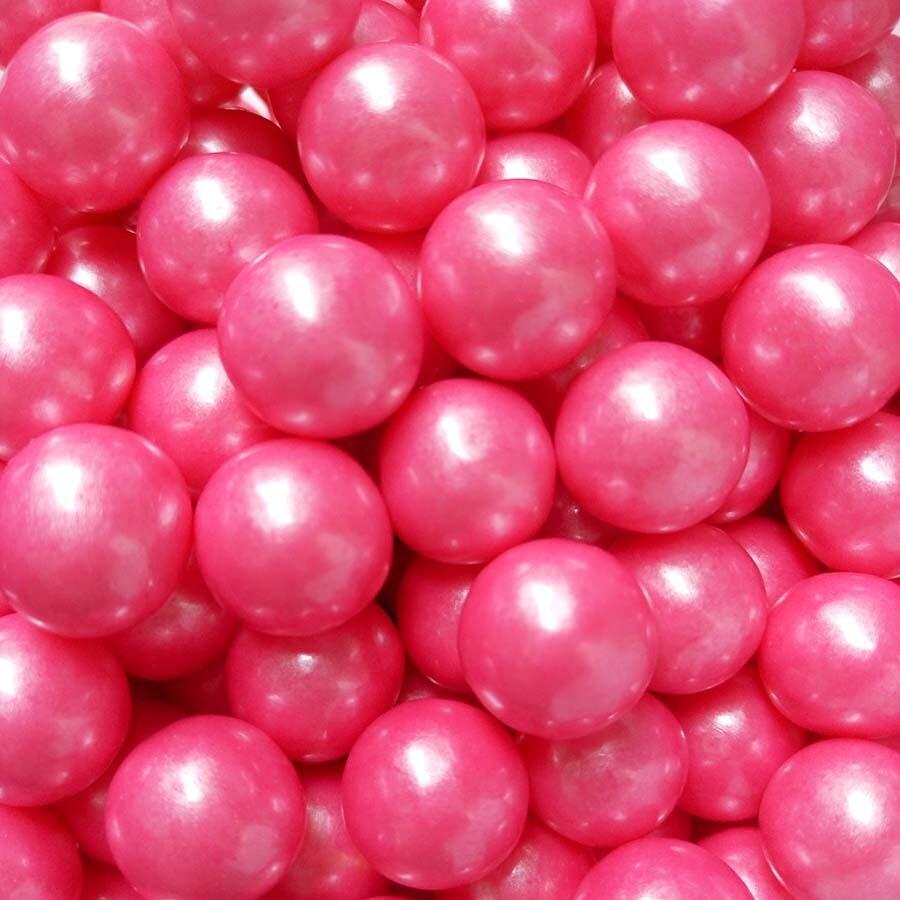 Gumball Shimmer Bright Pink 2lb