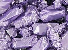Caramel Foil Lilac 2lb