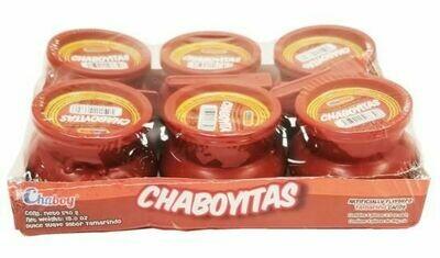 Chaboyitas 6ct