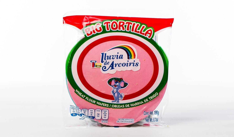 Oblea Big Tortilla