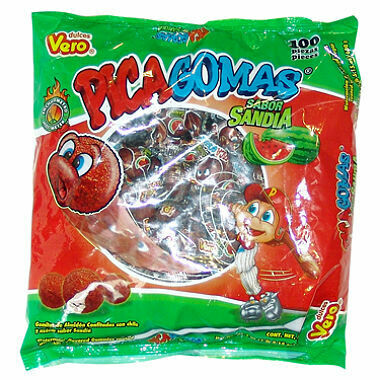 Vero Pica Gomas Sandia 100ct