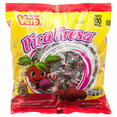 Vero Pica Goma Fresa 100ct