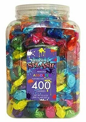 Assorted Hard Candy 400ct