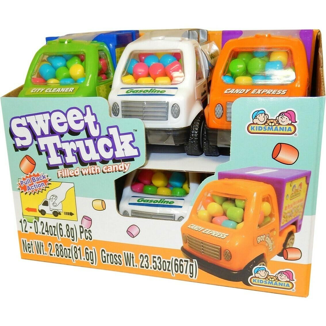 Sweet Trucks 12ct