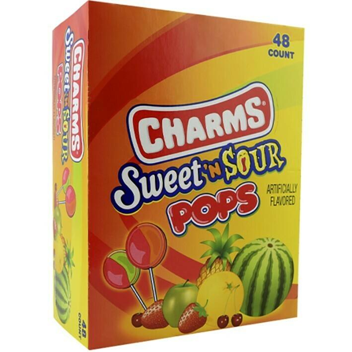 Blow Pop Sweet & Sour 48ct