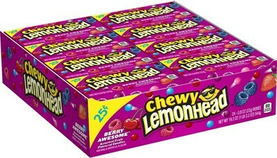 Lemonhead Berry Awesome 24ct