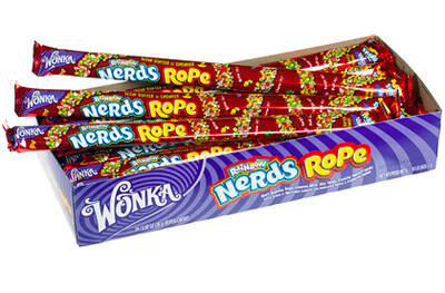 Nerds Rope Rainbow 24ct