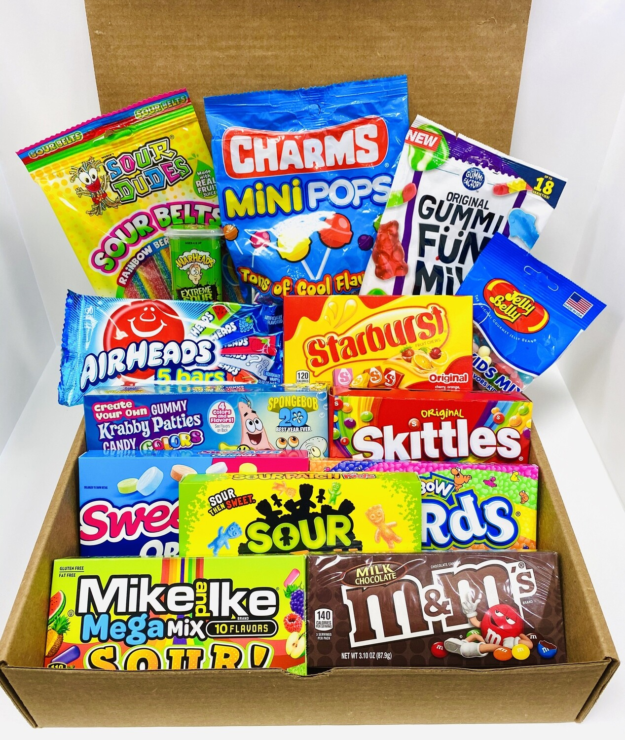 Kids Candy Survival Box