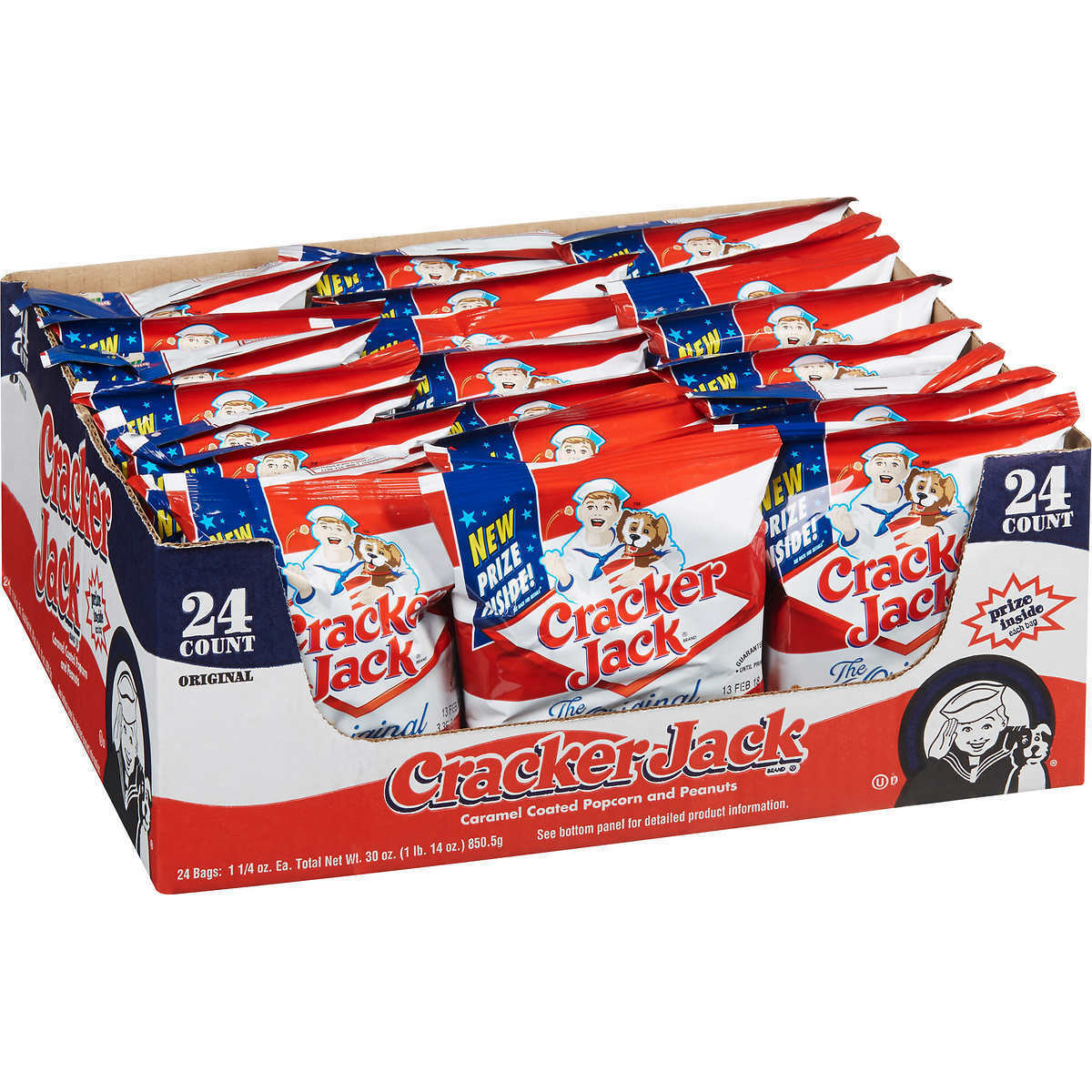 Cracker Jack 24ct