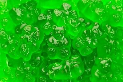 Gummy Bear Apple 5lb