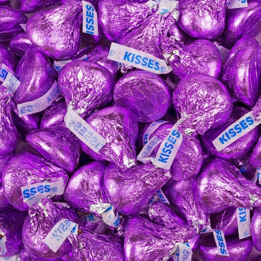 Kisses Purple 4.2lb