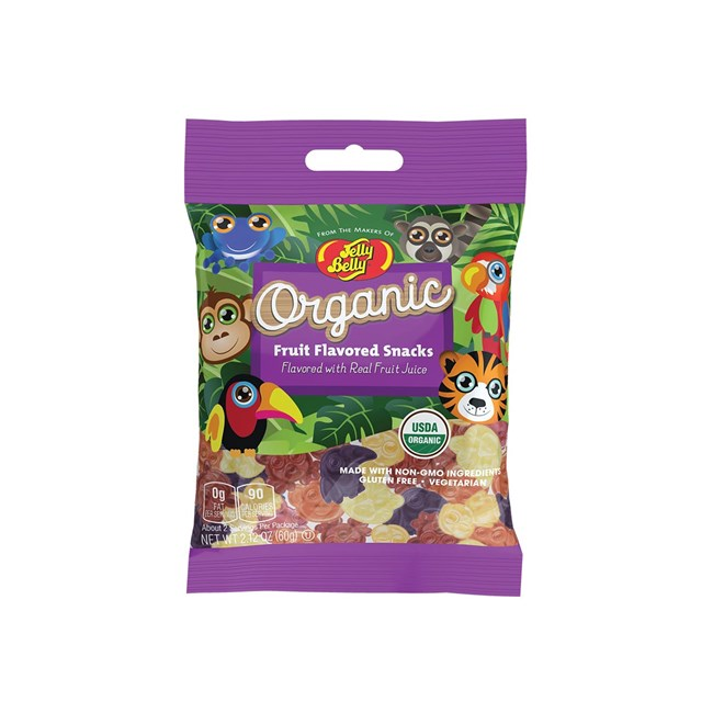 Organic Fruit Snacks JB