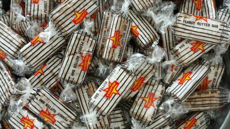 Peanut Butter Bars 2.5lb