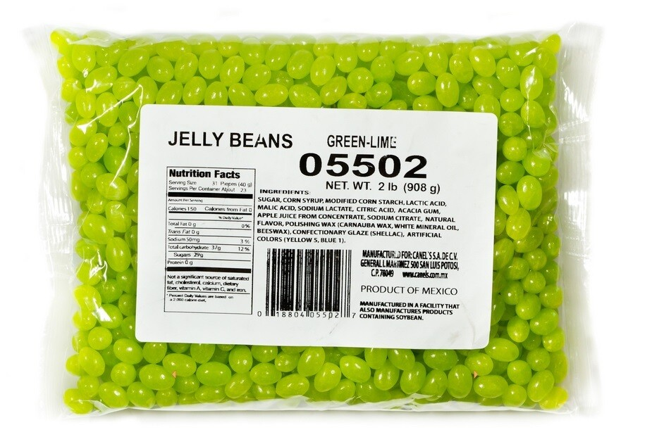 Canels Jelly Bean Lime 2lb