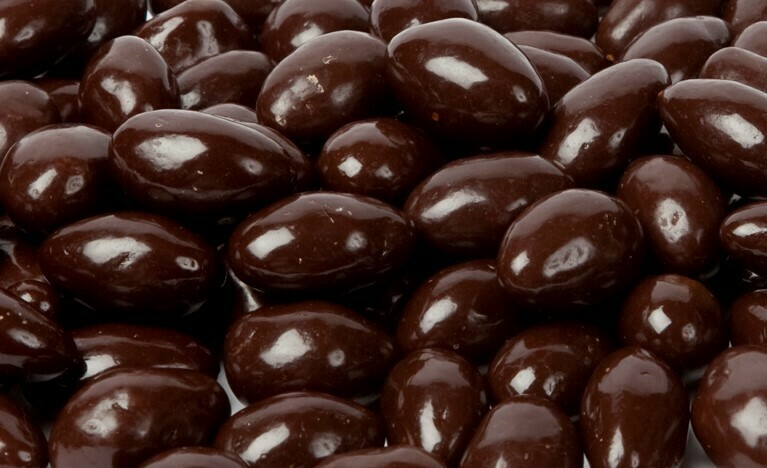 Sconza Dark Almonds 2.5lb