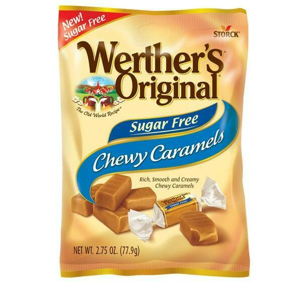 Werthers Chews SF 1.46oz
