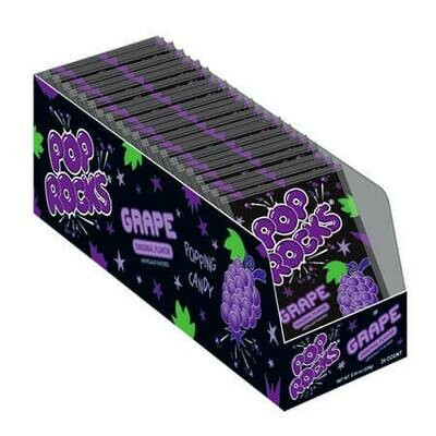Pop Rocks Grape 24ct