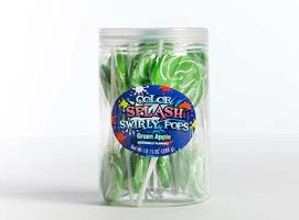 Splash Swirly Apple 24ct