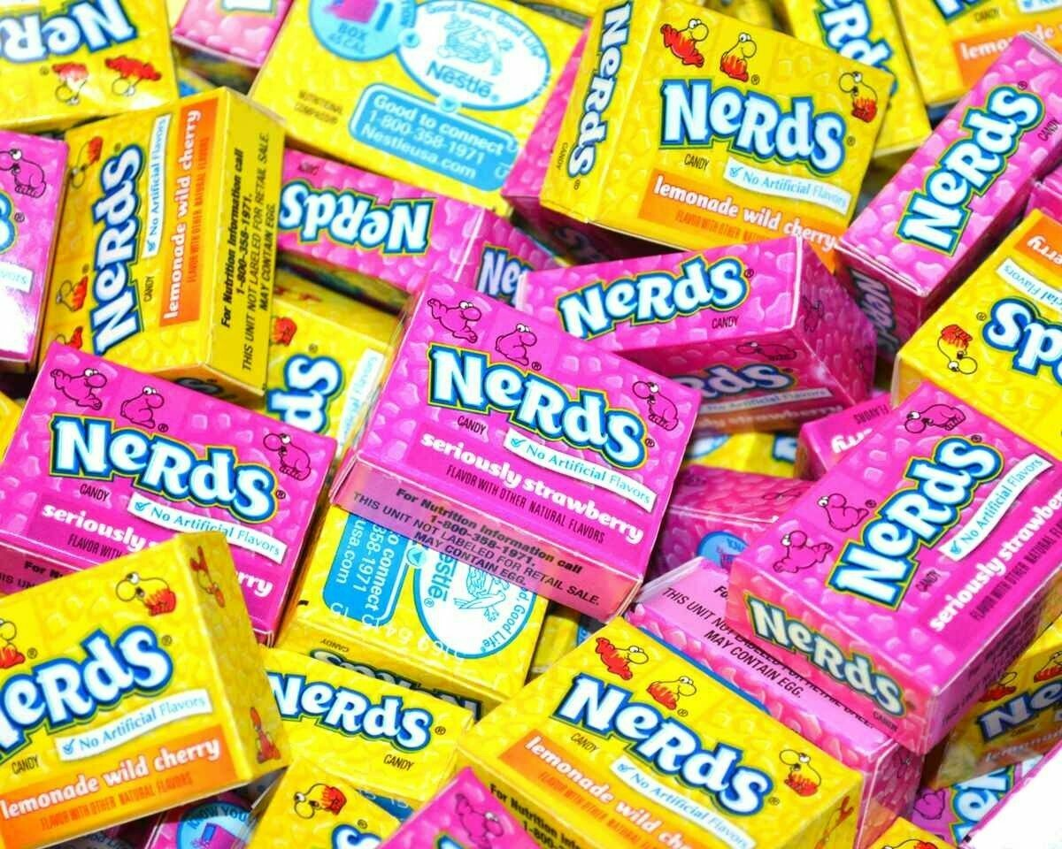 Nerds Mini Treat Size Cherry Lemonade 40ct