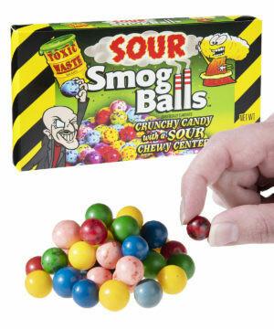 Toxic Waste Smog Balls 3.5oz