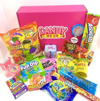 Viral Candy Survival box