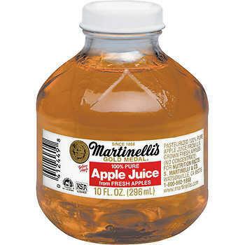 Martinelli's Apple Juice 4ct