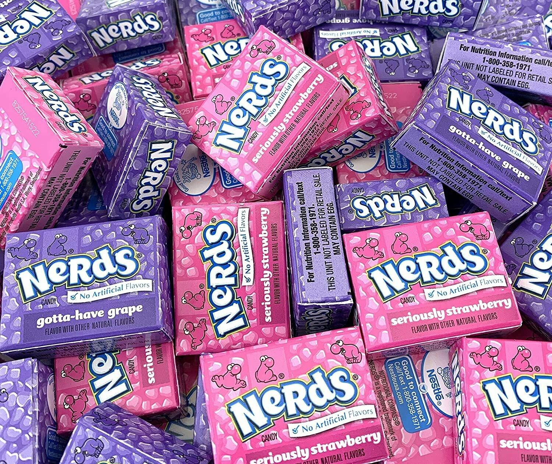 Nerds Grape Strawberry Funsize 12oz