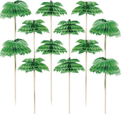 Pick Palm Tree 12ct