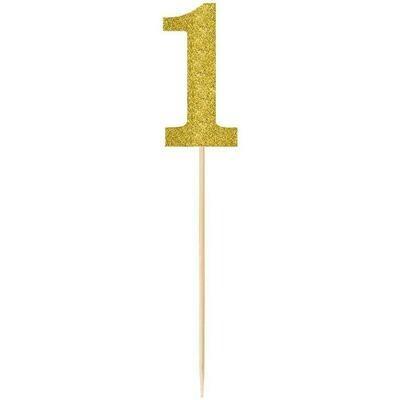Pick Glitter Gold #1 4ct