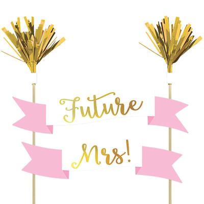 Cake Pick Future Mrs