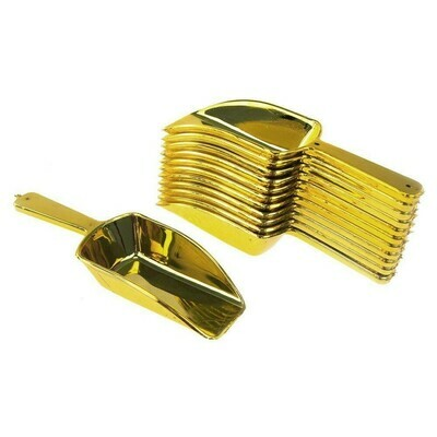 Candy Scoop Small Gold 1ct
