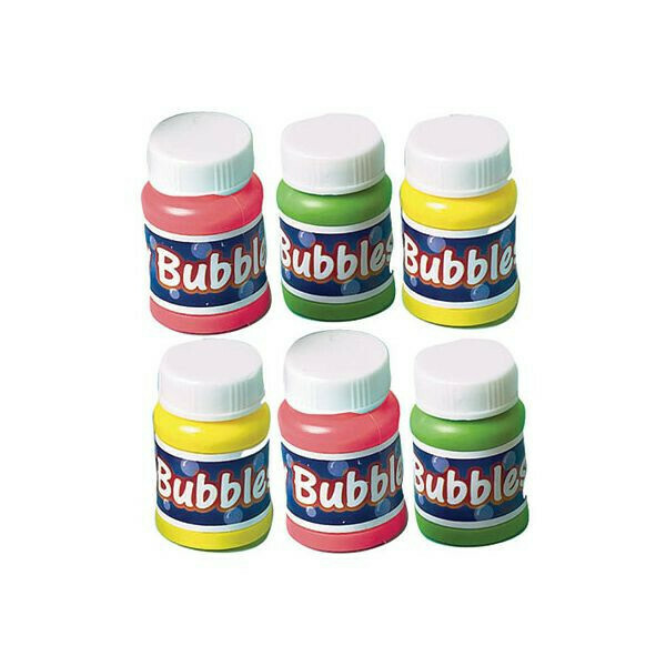 Party Bubbles 6ct