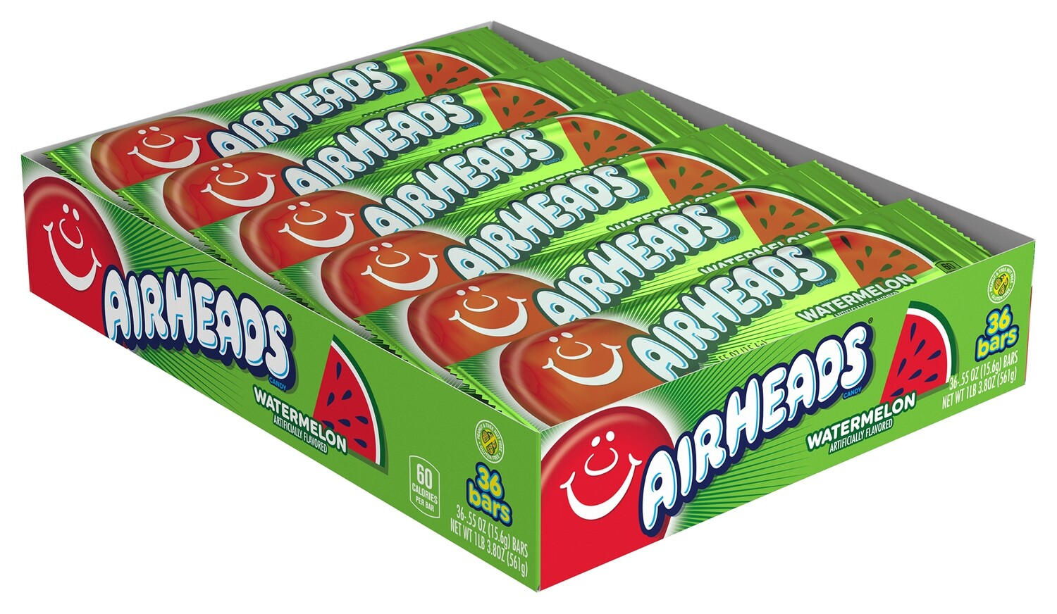 Air Heads Watermelon 36ct