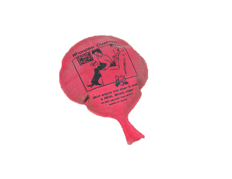 Mini Whoopie Cushion 1ct