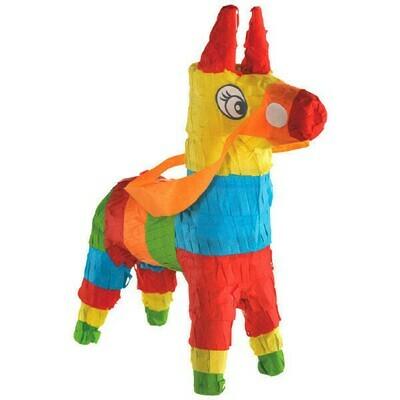 Mini Donkey Decor 1ct