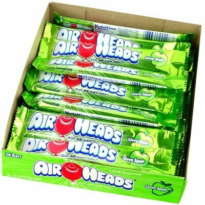 Air Heads Green Apple 36ct
