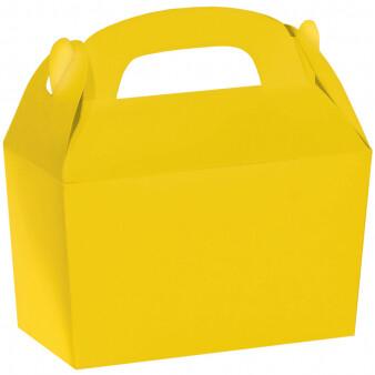 Gable Box Yellow 6ct