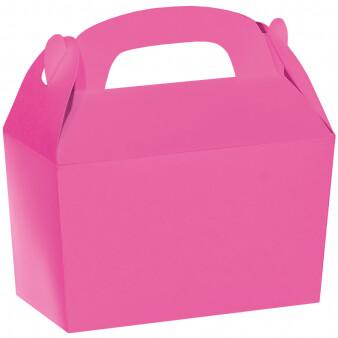 Gable Box Bright Pink 6ct