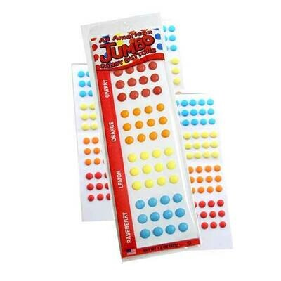 Jumbo Candy Buttons 1.5oz