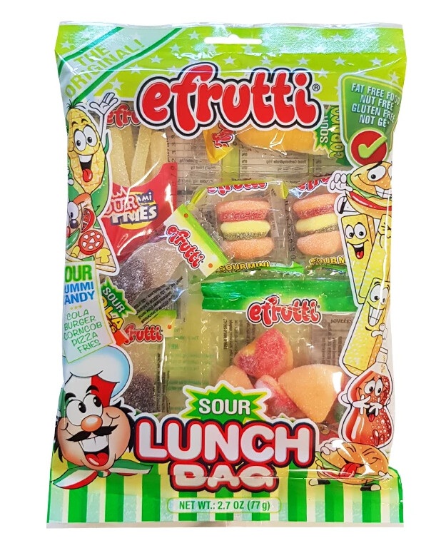 Sour Lunch Bag 2.7oz