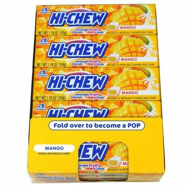 Hi-Chew Mango 15ct