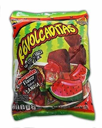 Revolcaditas w/chili Sandia 100ct