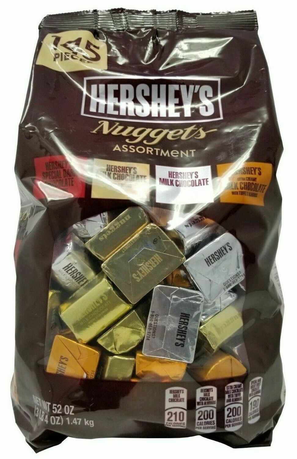 Hershey Nuggets 3.4lb