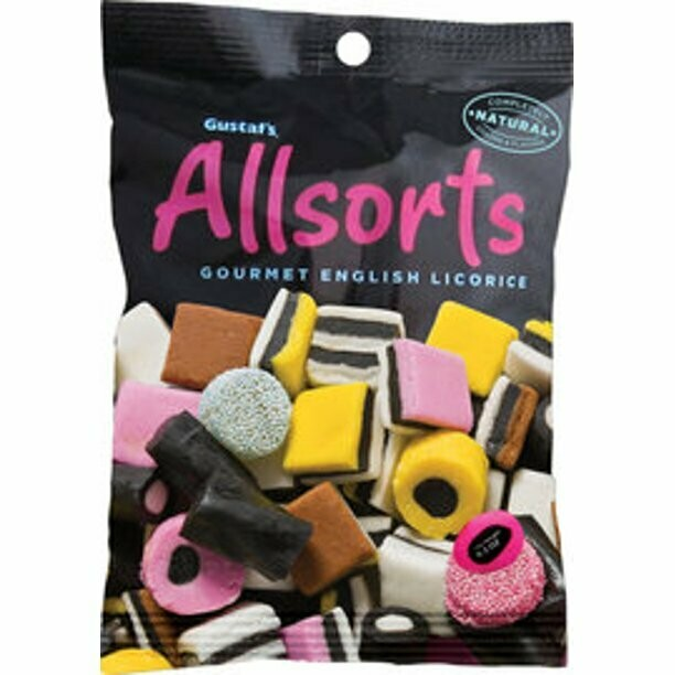 Licorice Allsorts 6.3oz