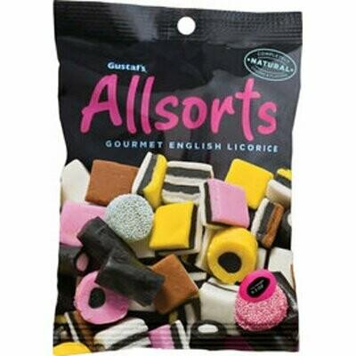 Licorice Allsorts 6.3oz